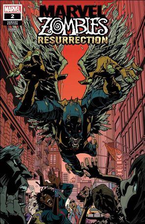 Marvel Zombies: Resurrection (2020) 2-C