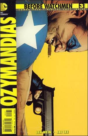 Before Watchmen: Ozymandias 3-C by DC