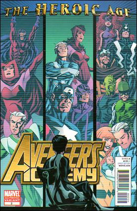 Avengers Academy 2-C by Marvel