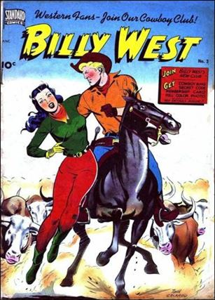 Billy West 3-A