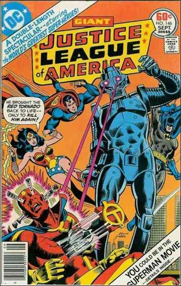 Justice League of America (1960) 146-A by DC