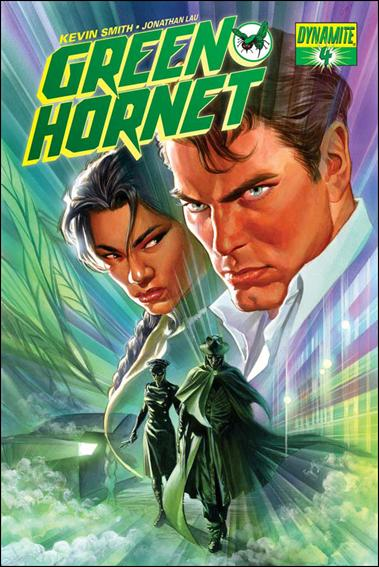 Green Hornet (2010) 4-A by Dynamite Entertainment