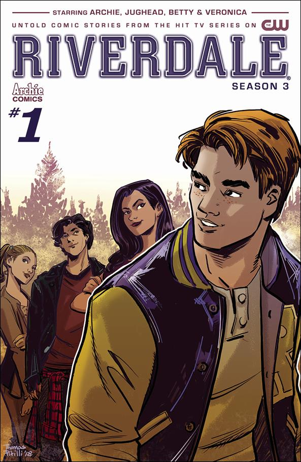 Riverdale (2019) 1-A by Archie