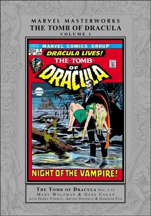 Marvel Masterworks: The Tomb of Dracula 1-A
