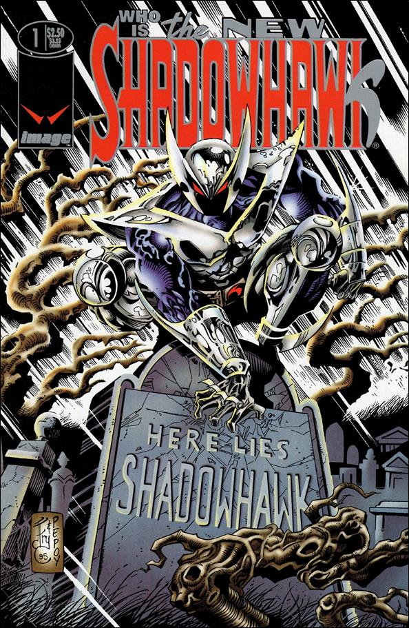 New ShadowHawk 1-A by Image