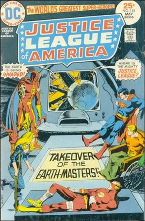 Justice League of America (1960) 118-A