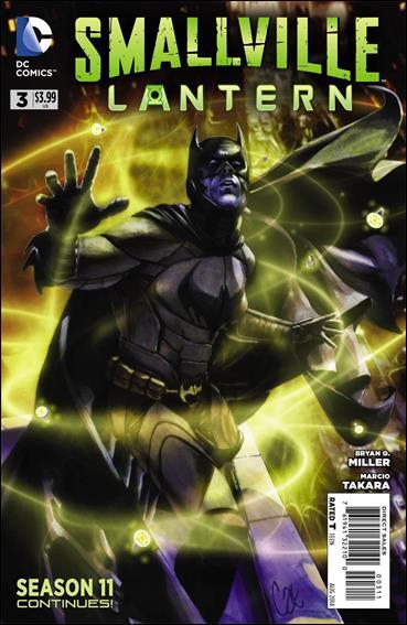 Smallville: Lantern 3-A by DC
