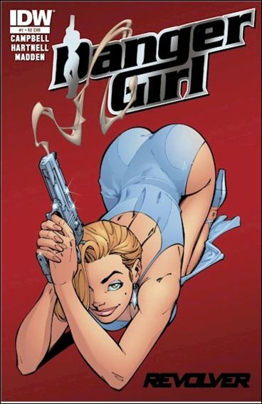 Danger Girl: Revolver 1-H by IDW