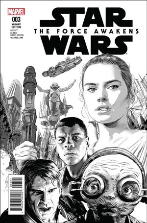 Star Wars: The Force Awakens Adaptation 3-B