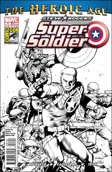 Steve Rogers: Super-Soldier 1-D by Marvel