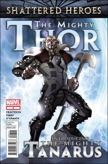 Mighty Thor 8-A by Marvel