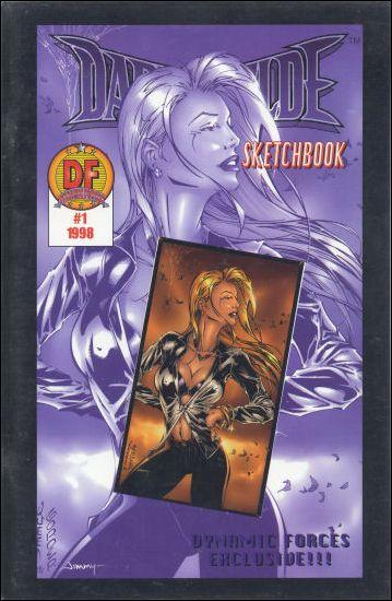Darkchylde Sketchbook 1-A by Dynamic Forces