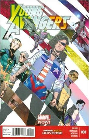 Young Avengers (2013) 8-A