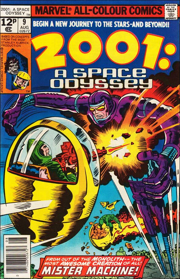 2001: A Space Odyssey 9-C by Marvel