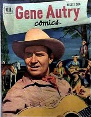 Gene Autry Comics (1946) 54-A