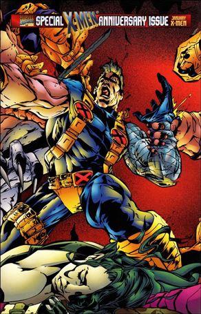 X-Force (1991) 50-A