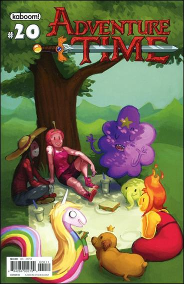 Adventure Time 20-B by Kaboom!