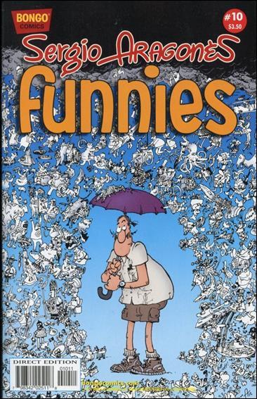 Sergio Aragones Funnies 10-A by Bongo