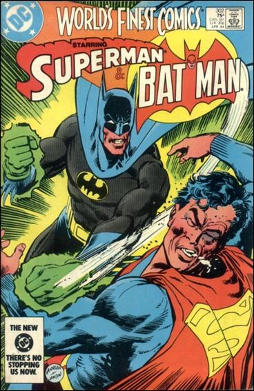 World's Finest Comics 302-A by DC