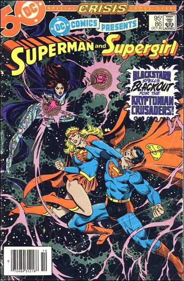 DC Comics Presents (1978) 86-B by DC