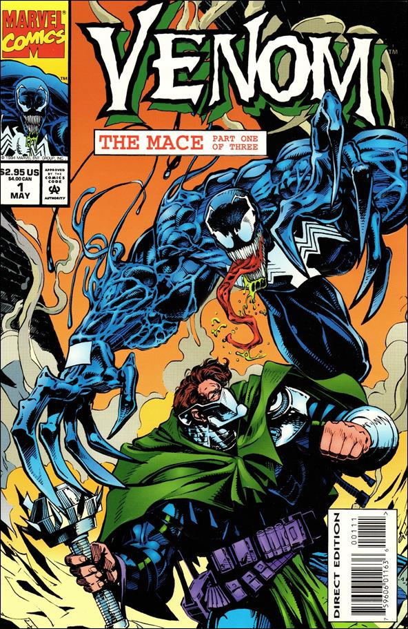 Venom: The Mace 1-A by Marvel