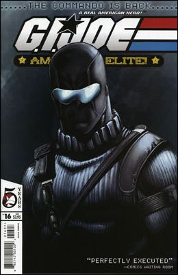G.I. Joe: America's Elite 16-A by Devil's Due