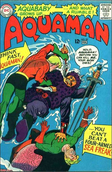 Aquaman (1962) 25-A by DC