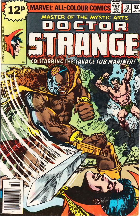 Doctor Strange (1974) 31-B by Marvel