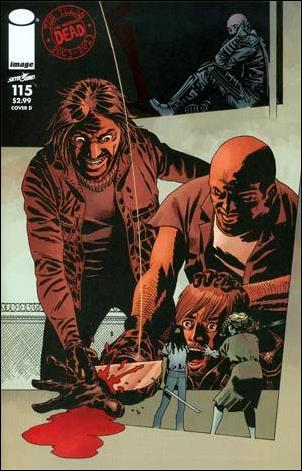 Walking Dead (2003) 115-D by Skybound Entertainment