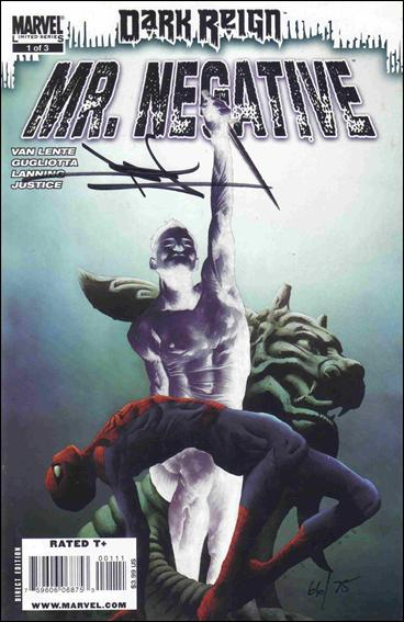 Dark Reign: Mister Negative 1-B by Marvel