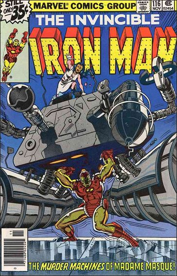 Iron Man (1968) 116-A by Marvel