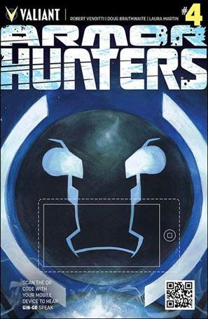 Armor Hunters 4-B