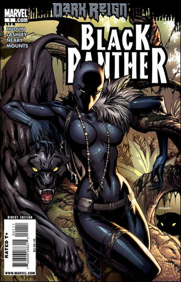Black Panther (2009) 1-A by Marvel
