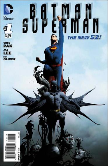 Batman/Superman 1-A by DC