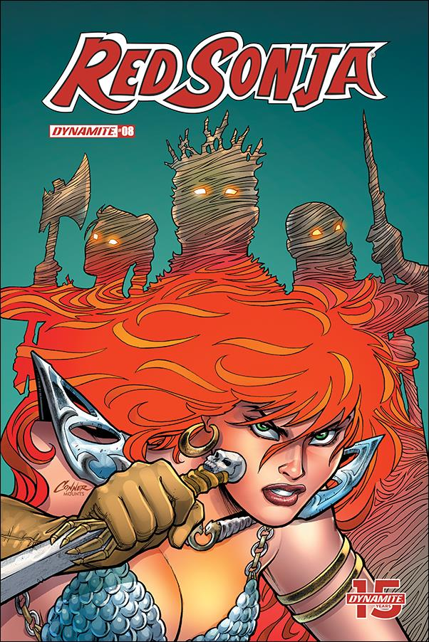 Red Sonja (2019) 8-A by Dynamite Entertainment