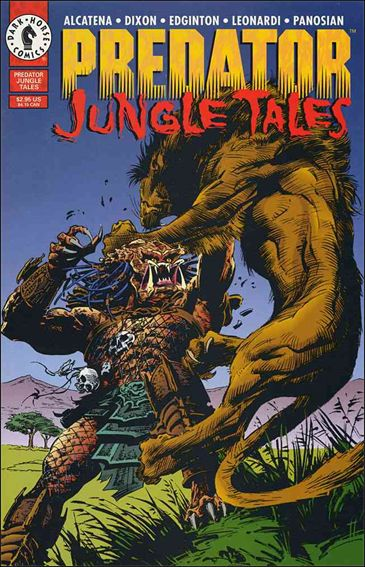 Predator: Jungle Tales 1-A by Dark Horse
