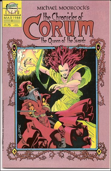 Chronicles of Corum 8-A by First