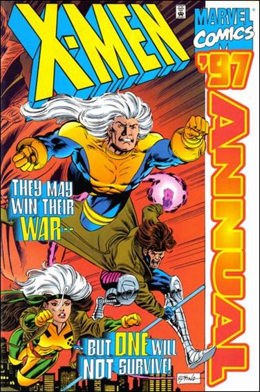 X-Men Annual 1997-A by Marvel