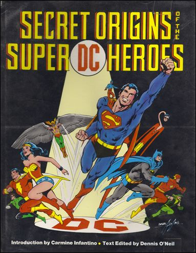 Secret Origins of the Super DC Heroes 1-A by Harmony
