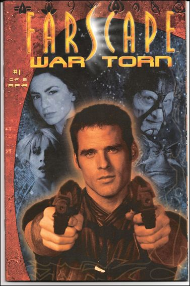 Farscape: War Torn 1-A by WildStorm