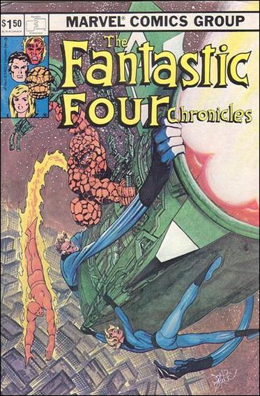 Fantastic Four Chronicles 1-A by FantaCo
