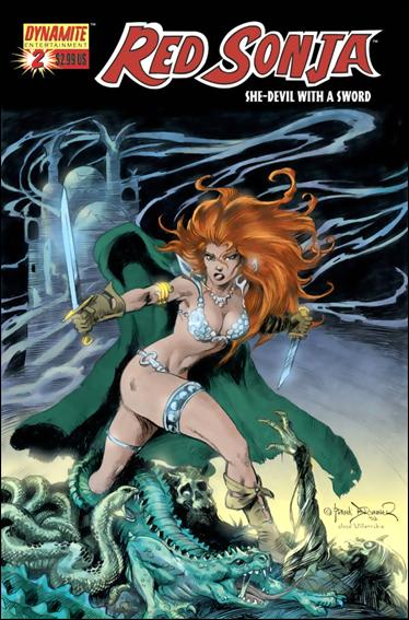 Red Sonja (2005) 2-D by Dynamite Entertainment
