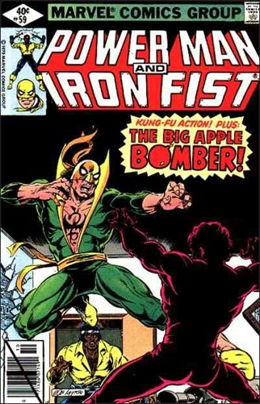 Power Man and Iron Fist (1978) 59-A by Marvel