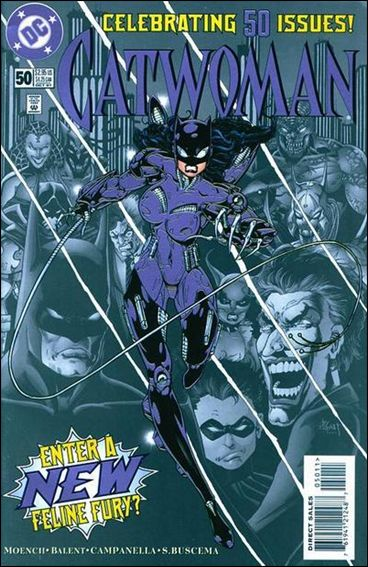 Catwoman (1993) 50-A by DC