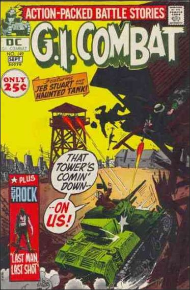 G.I. Combat (1952) 149-A by DC