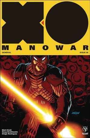 X-O Manowar (2017) 6-B