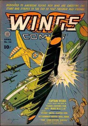 Wings Comics (1940) 20-A