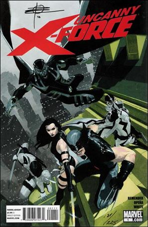 Uncanny X-Force (2010) 1-J