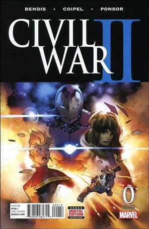 Civil War II 0-F