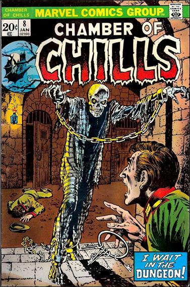 Chamber of Chills (1972) 8-A by Marvel